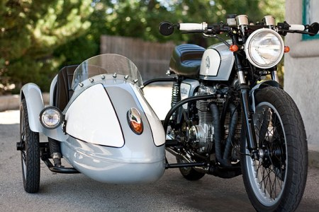 very nice sidecar